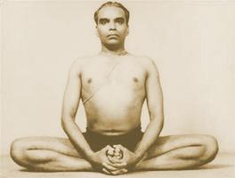 Yogacharya B.K.S.Iyengar