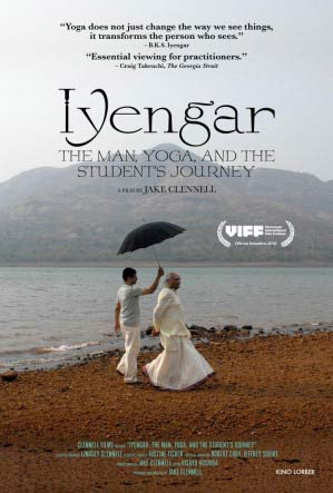 Iyengar The Man, Yoga, and the Student's Journey